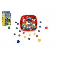 Elegantní kabelka béžovo-hnědá lakovaná S61 GROSSO