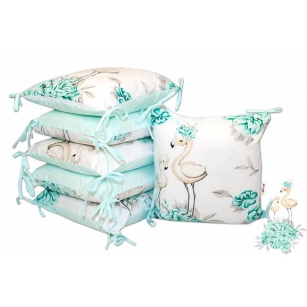 Dámská crossbody kabelka s ražením R820 tmavě hnědá