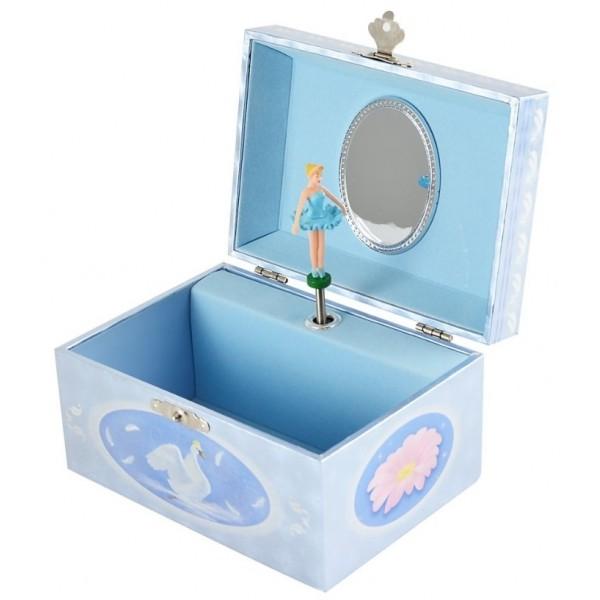 Elegantní malá dámská crossbody kabelka 16174 černo-zlatá