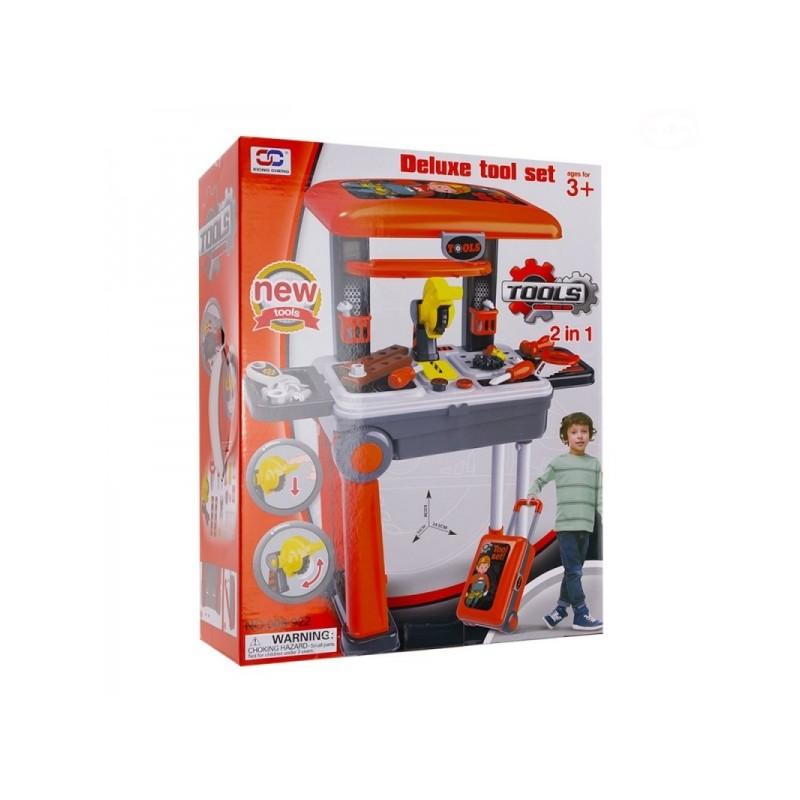 Moderní velká hnědá dámská prošívaná kabelka přes rameno YH1651