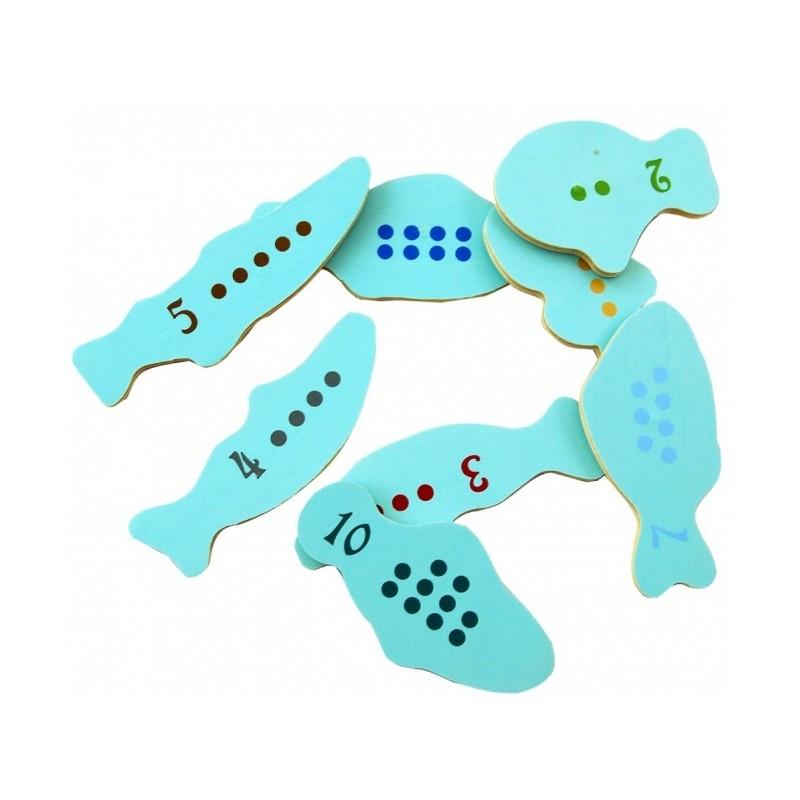 Velká dámská crossbody kabelka 2949-MM černo-bílá