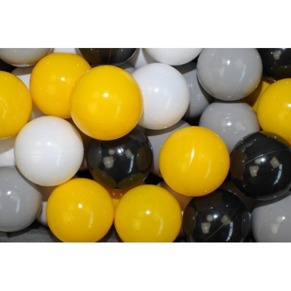 Černo-stříbrná elegantní dámská kabelka přes rameno S614 GROSSO