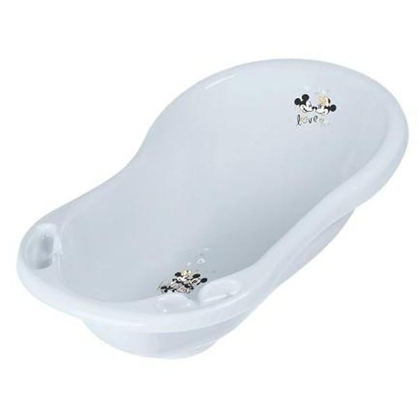 Moderní velká šedá kabelka s potiskem květin 4257-TS