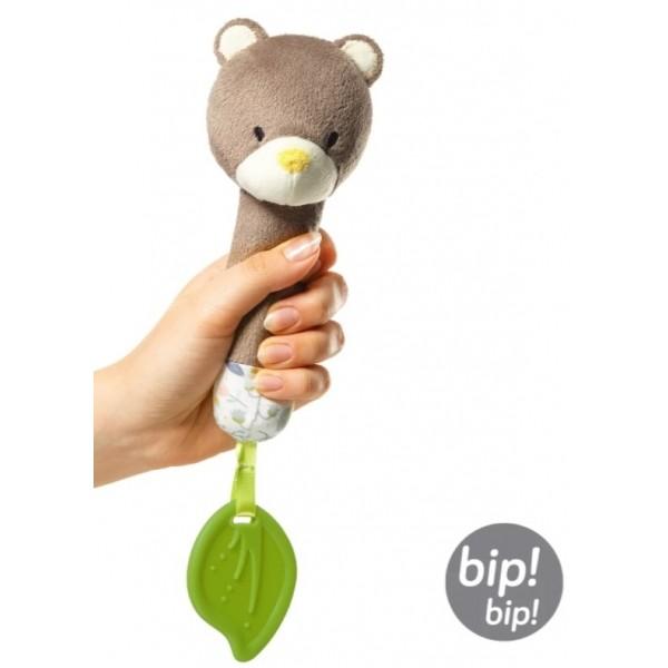 Crossbody dámská kabelka s potiskem 1024 hnědočervená