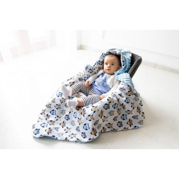 Elegantní bílá lakovaná kabelka se zlatými doplňky S7 GROSSO