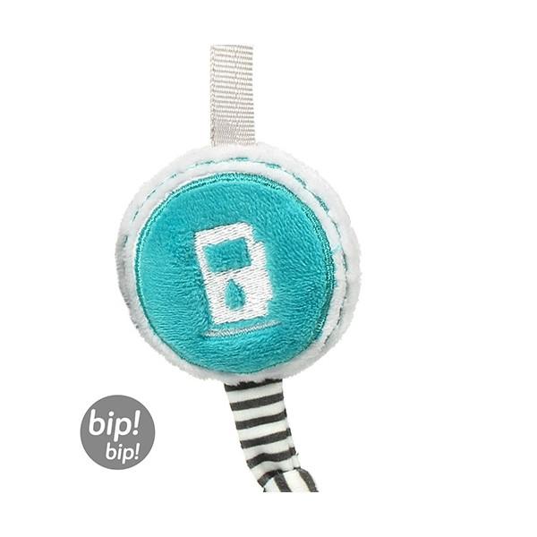 KONO pánská crossbody messenger taška E1824 šedá