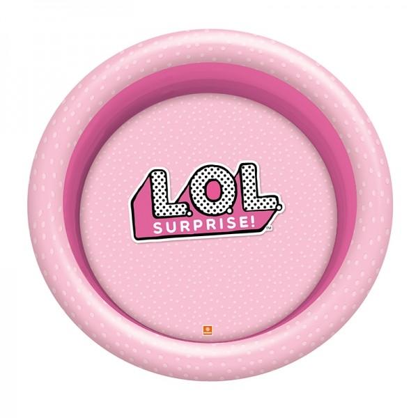 Módní dámská peněženka pudrový lak Miss Lulu