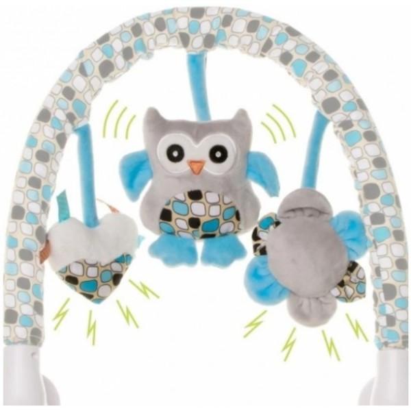 KONO elegantní cestovní taška khaki