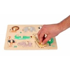 Lorenti černá sportovní dámská kožená peněženka v krabičce