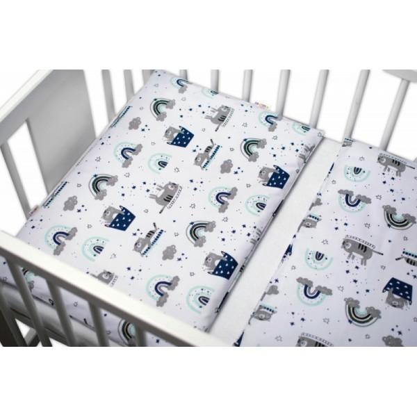 Šedá pánská kožená broušená peněženka v krabičce WILD