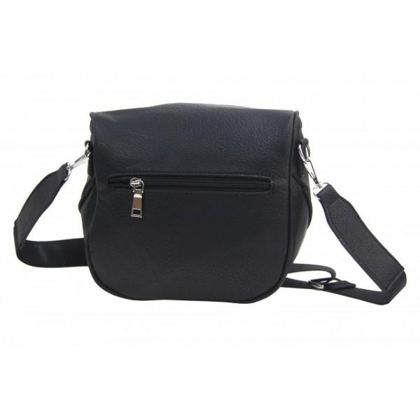Stylový dámský modní batoh E1669 šedý