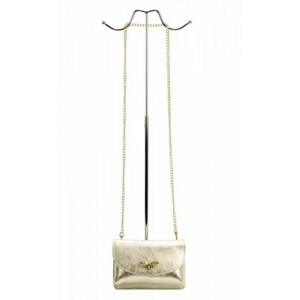 Pánská cestovní taška TESSRA přírodní hnědá 4244-TS