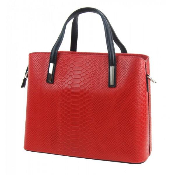 Velká plážová taška v barevném motivu B6804