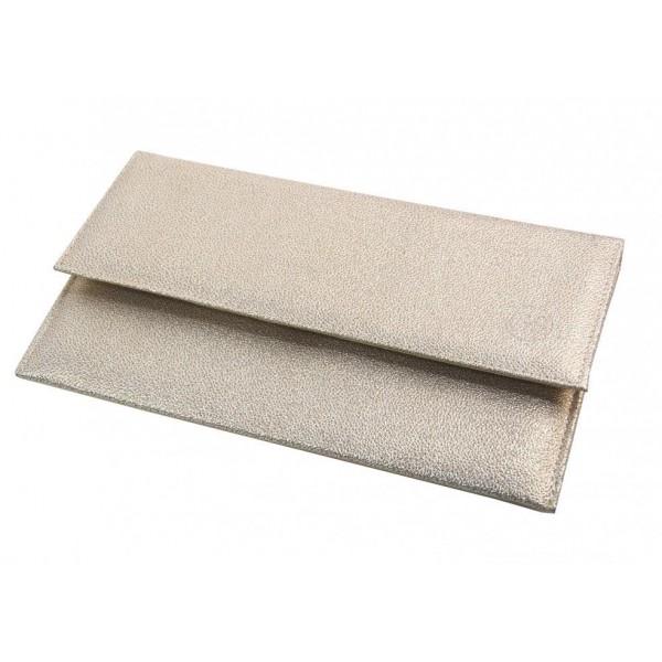 """Dámská luxusní černá matná taška na notebook hadí design ST01 15.6"""" GROSSO"""