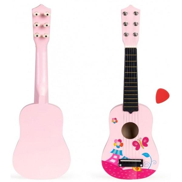 Velká růžová plážová taška s kotvou přes rameno 51383