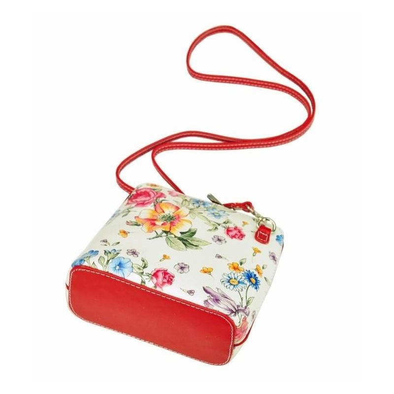 Žlutá crossbody dámská kabelka ROVICKY